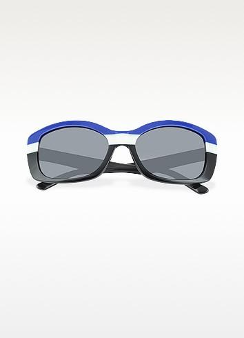 Multicolor Rectanguar Sunglasses - Prada
