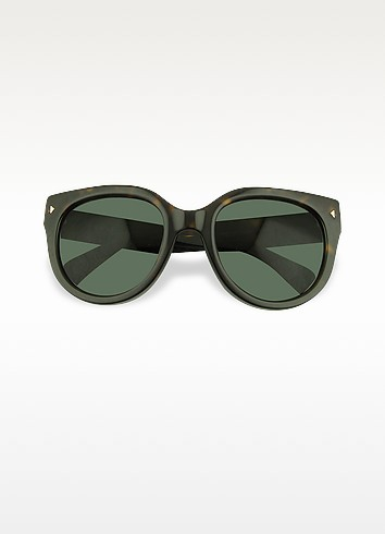Signature Temple Sunglasses - Prada