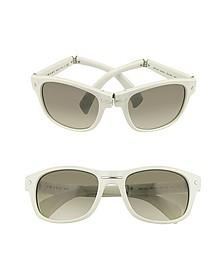 Signature Plastic Sunglasses - Prada