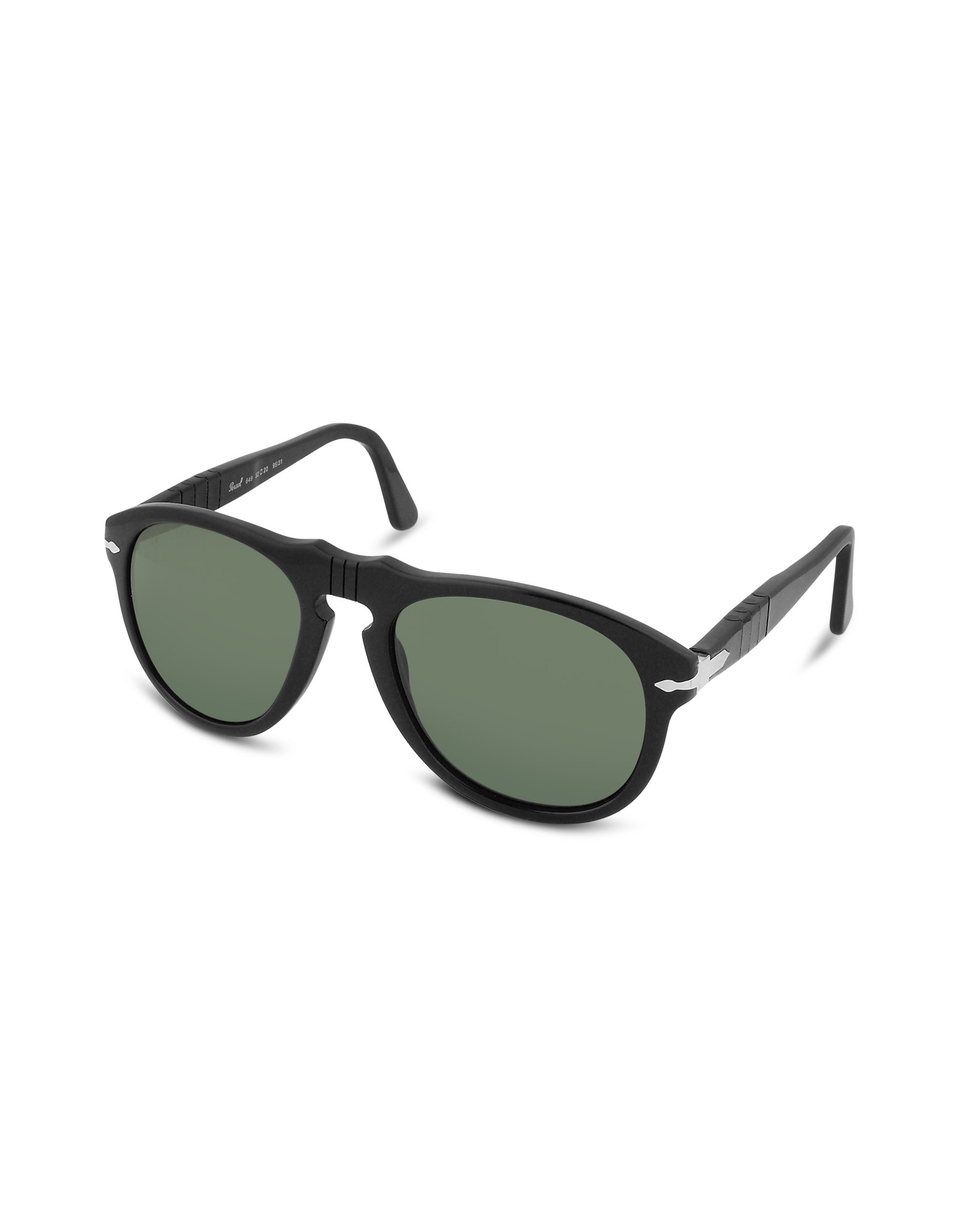 Image of Arrow Signature Aviator Plastic Sunglasses