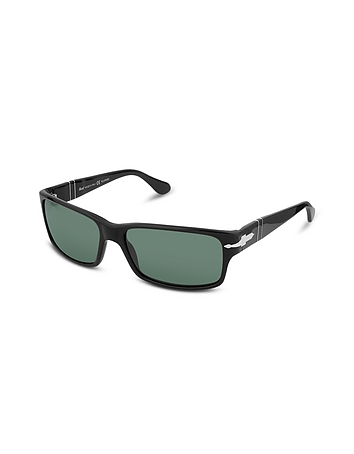 Arrow Signature Rectangular Plastic Sunglasses