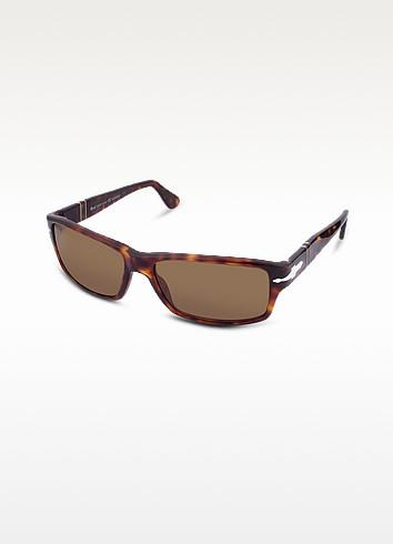 Arrow Signature Plastic Sunglasses - Persol