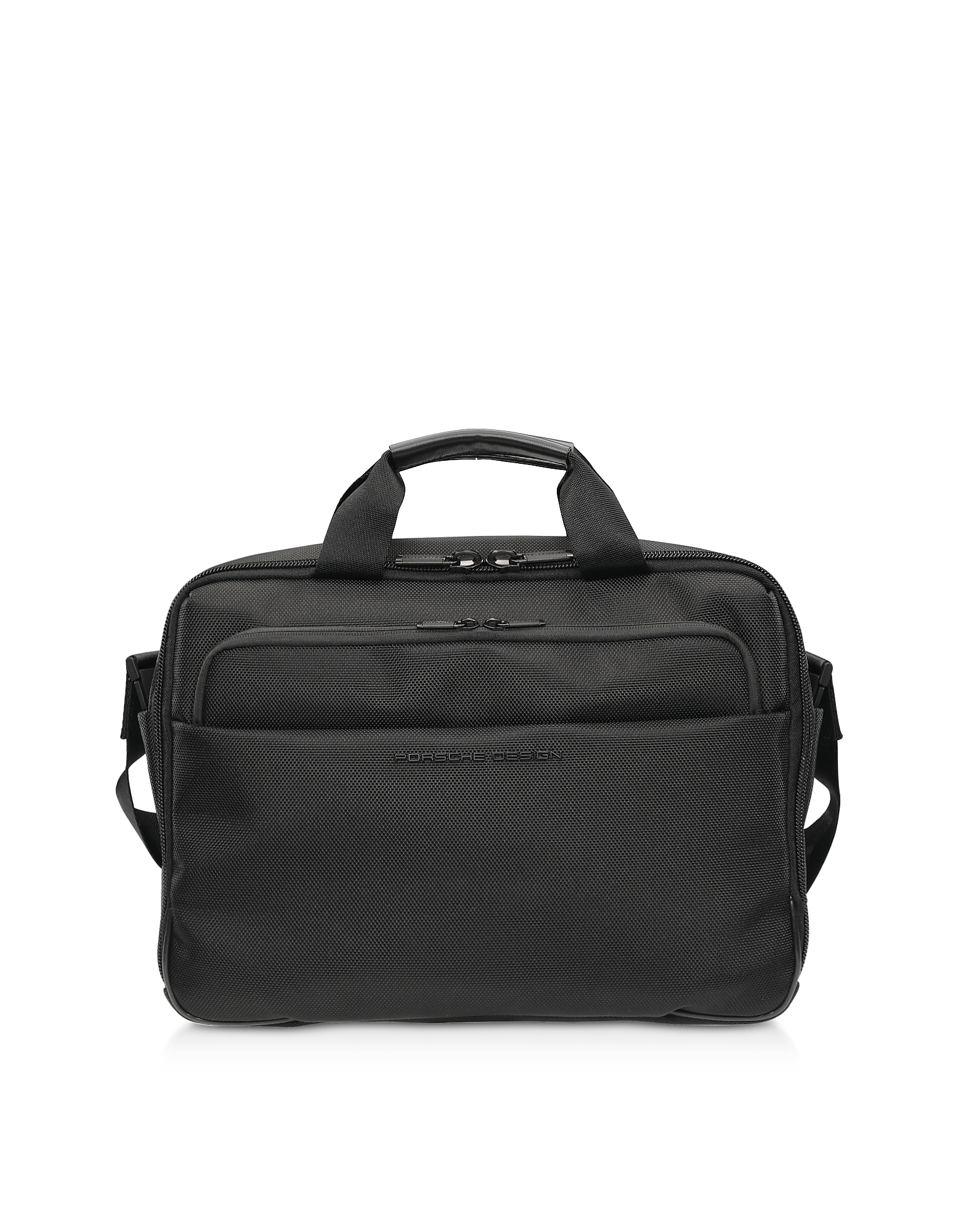 Roadster 4.0 SHZ Briefbag, Black
