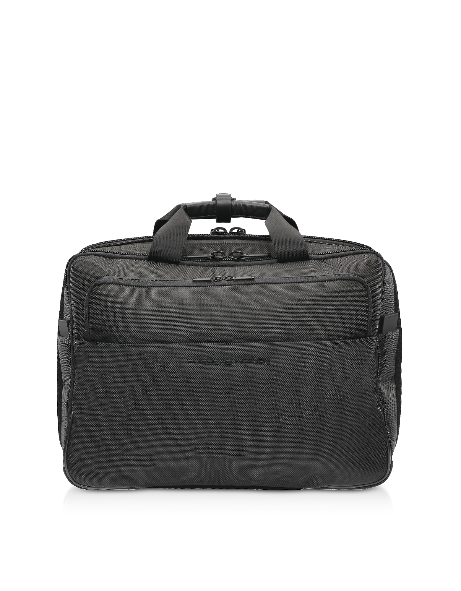 Roadster 4.0 xlhz Briefbag, Black