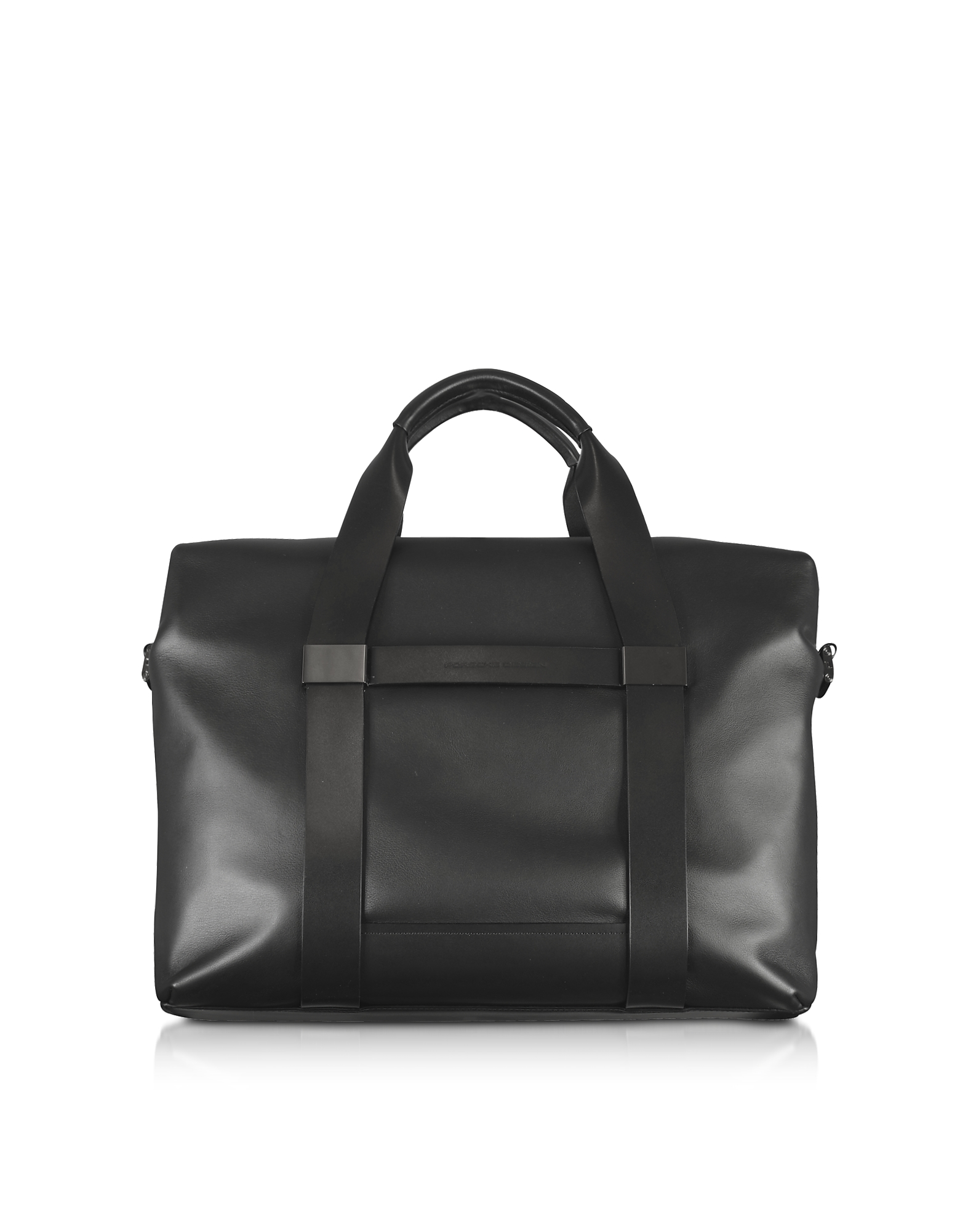 Shyrt 2.0 Black Leather LHZ BriefBag