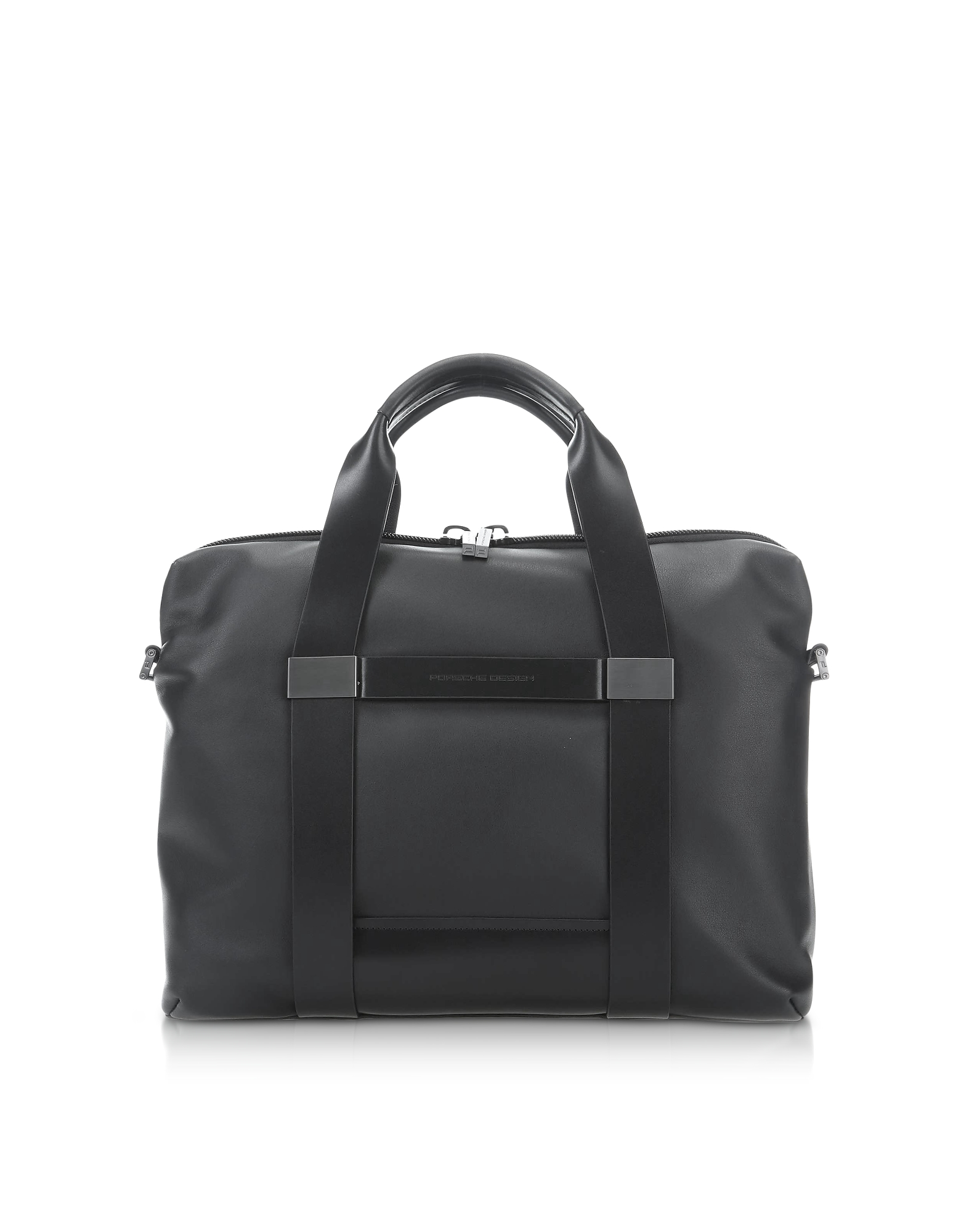 Shyrt 2.0 Black Leather SHZ BriefBag