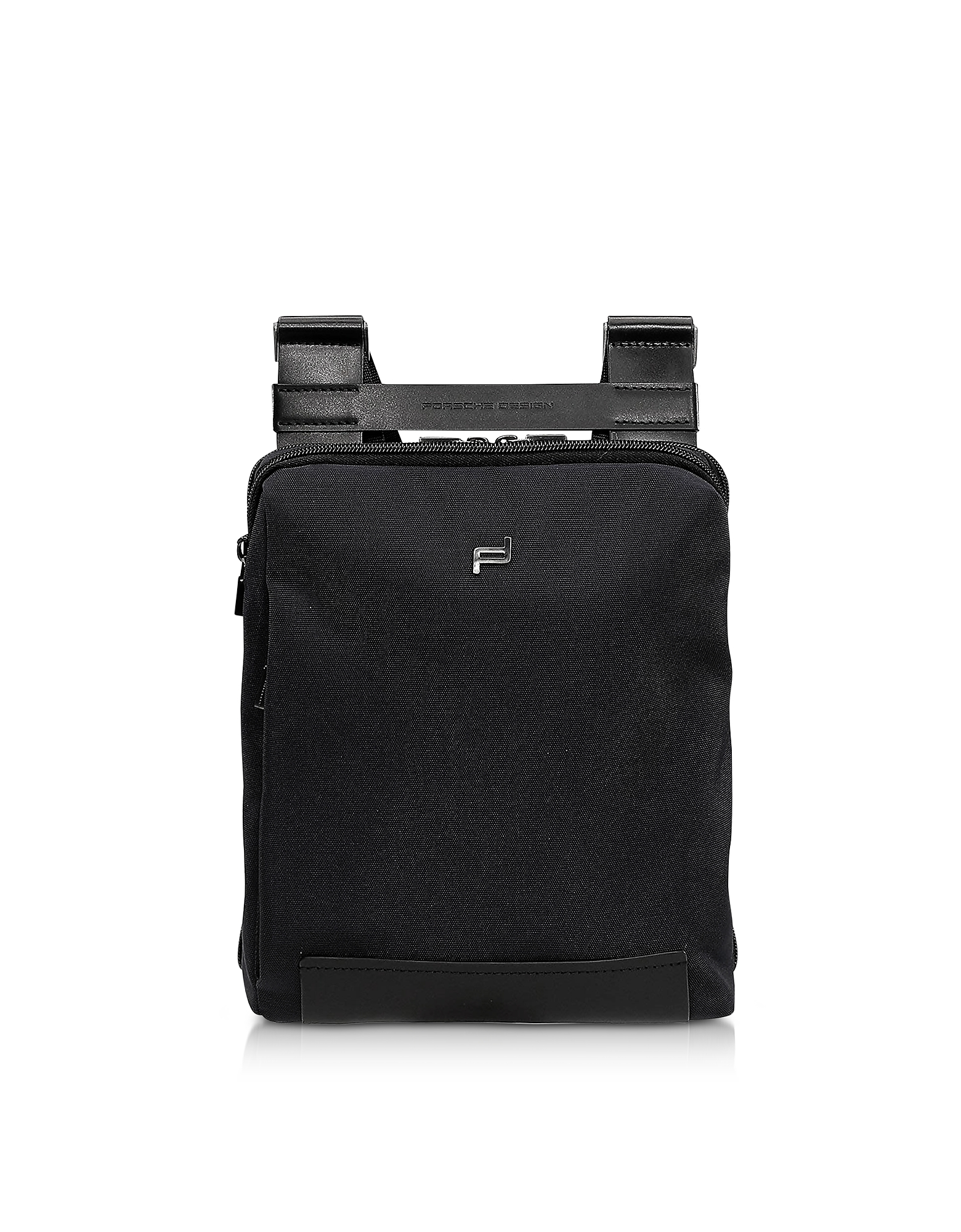 Shyrt 2.0 Nylon SVZ Shoulder Bag, Black