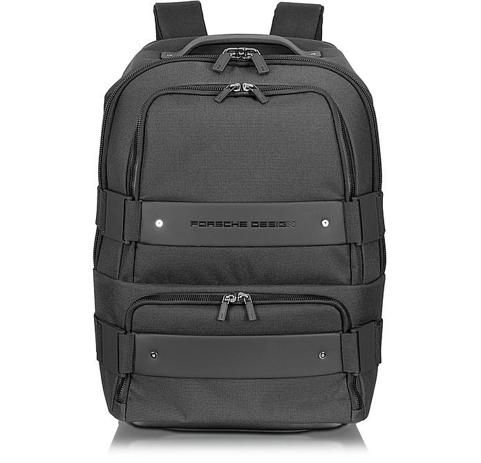 porsche design twin backbag black backpack carry on. Black Bedroom Furniture Sets. Home Design Ideas