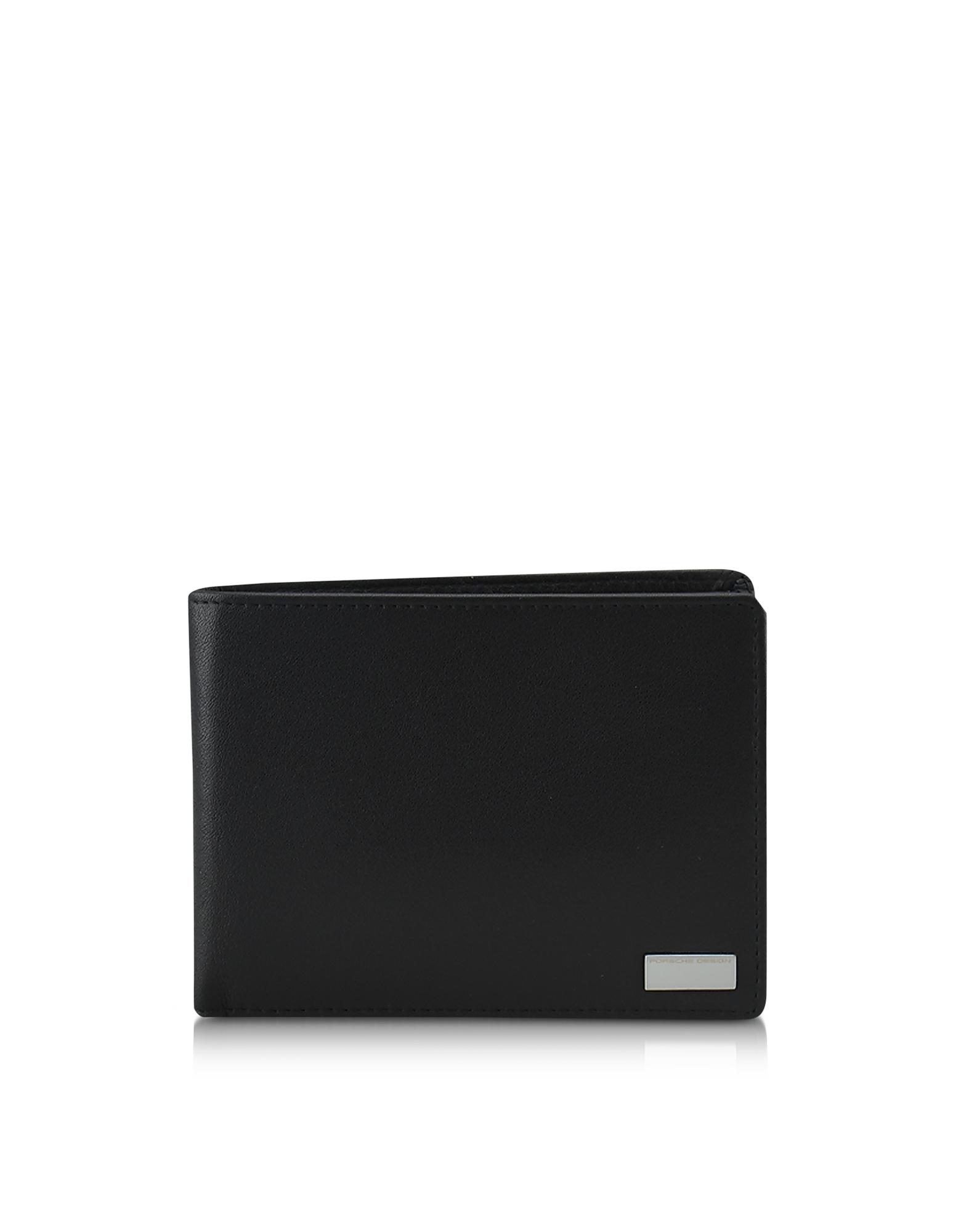 CL2 BillFold H10 Men's Wallet, Black