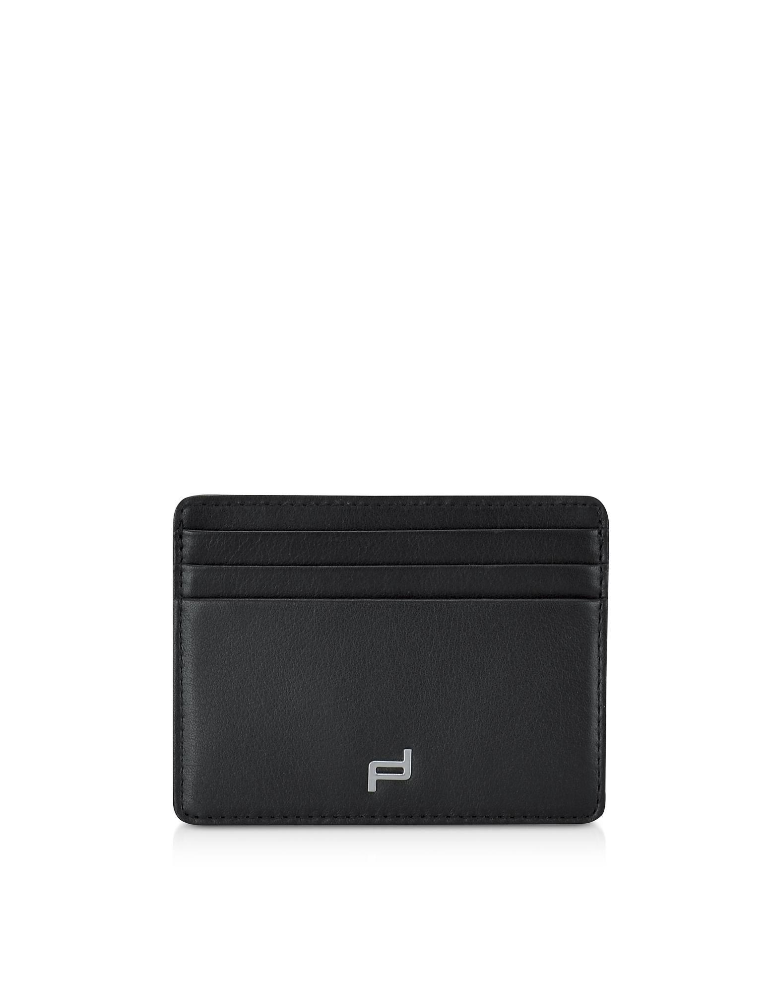 Touch SH6 Men's CardHolder, Black