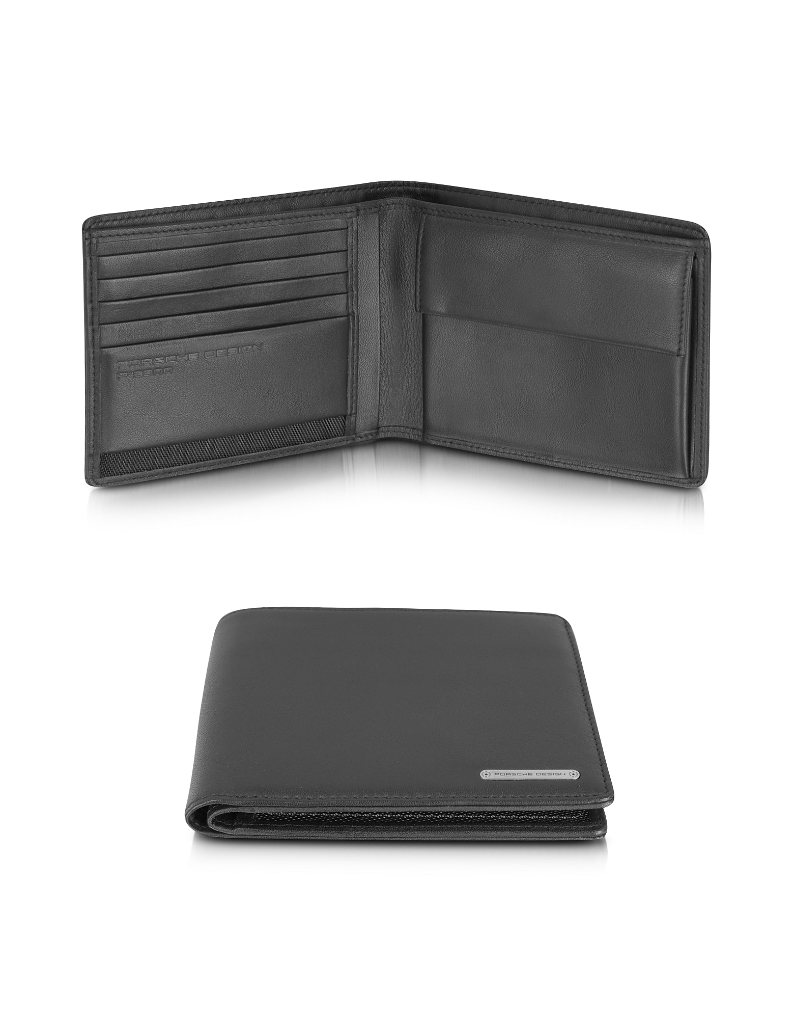 CL 2.0 – Black Leather Billfold