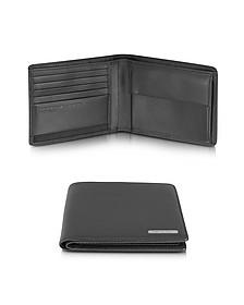 CL 2.0 - Portemonnaie aus schwarzem Leder - Porsche Design
