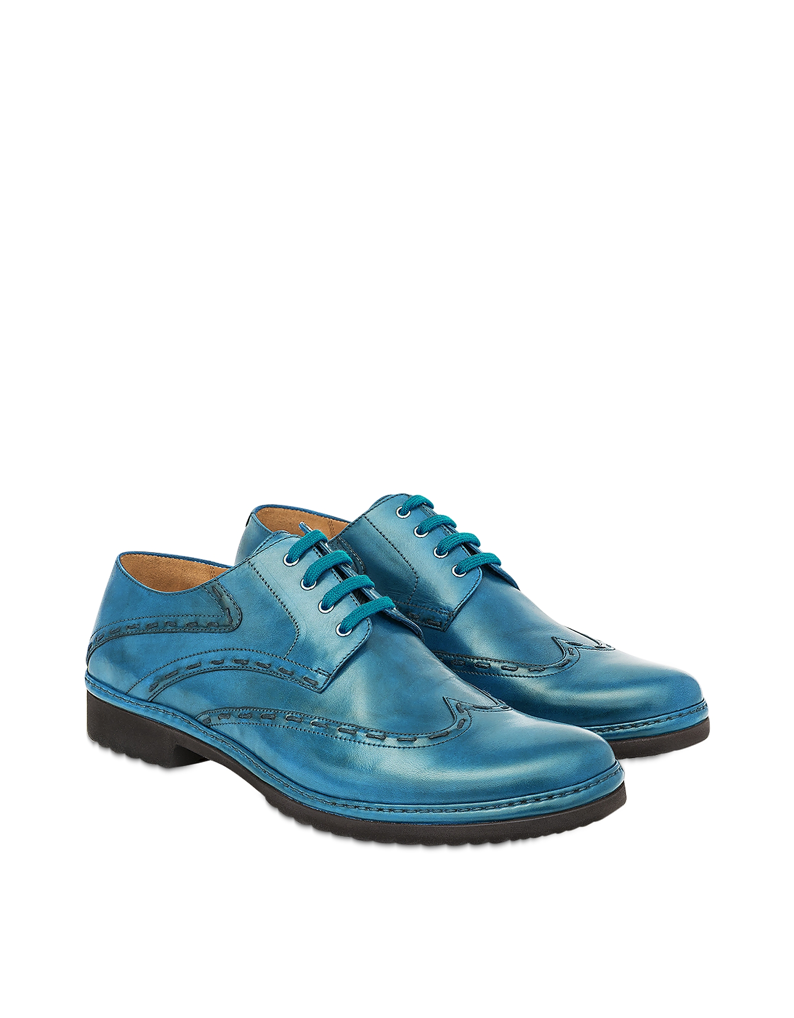 Pakerson Designer Shoes, Sky Cortona Derby Shoes