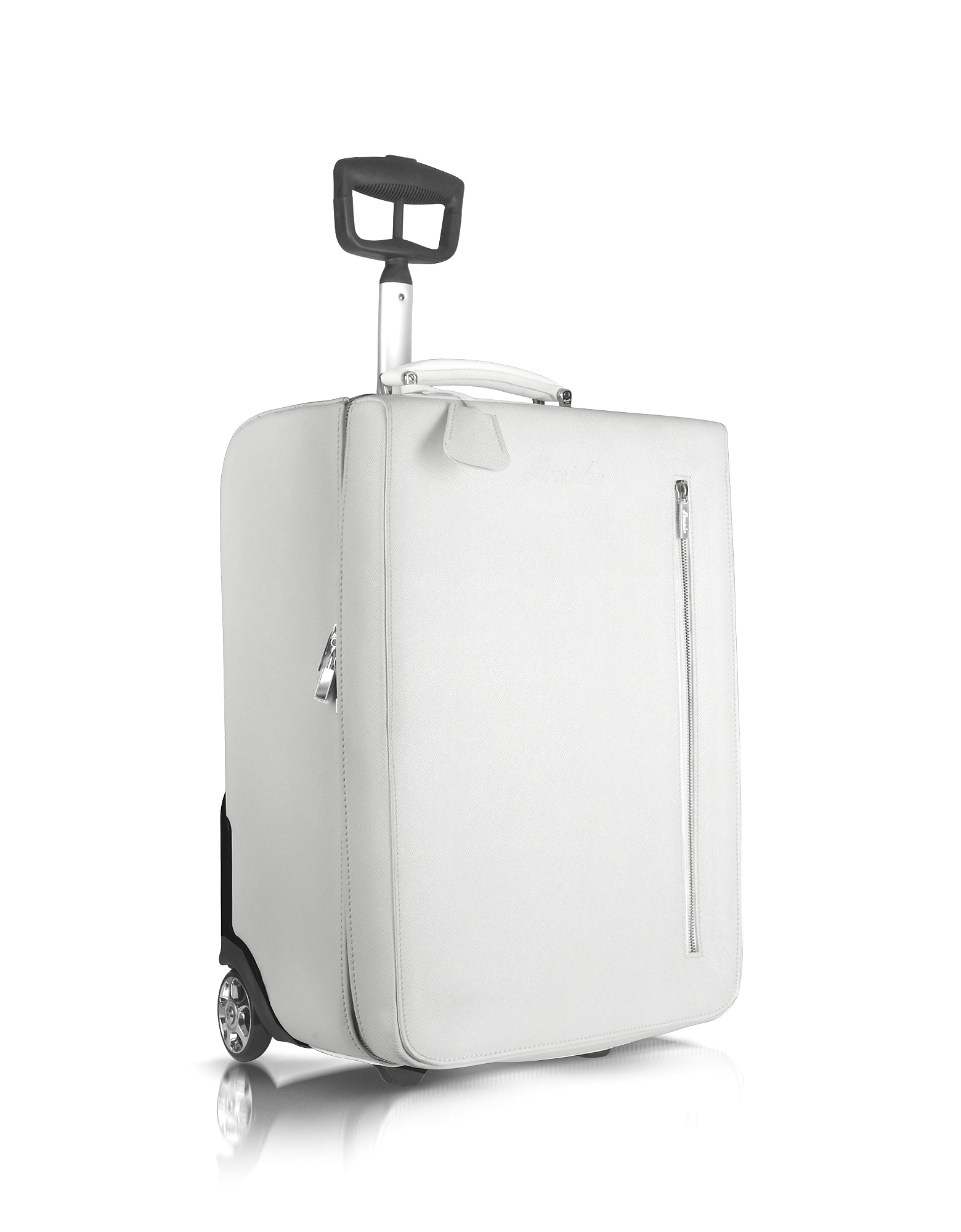 Pineider Travel Bags, City Chic - Calfskin Trolley Upright