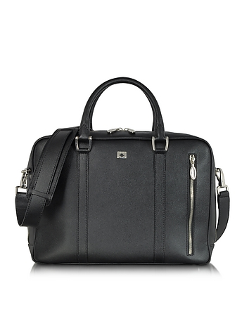 City Chic Medium Double Handles Leather Tote