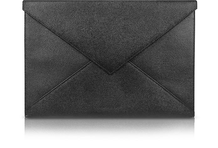 City Chic - Large Envelope-Shaped Document Case - Pineider