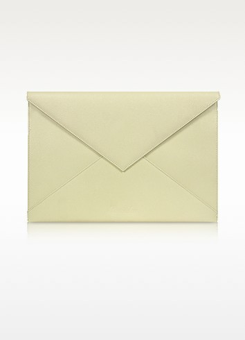 City Chic - Large Envelope-Shaped Document Case - Pineider