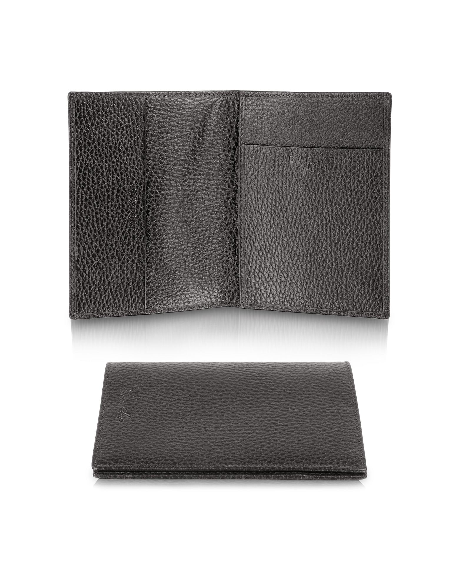 Pineider Wallets, Country - Genuine Leather Passport Holder