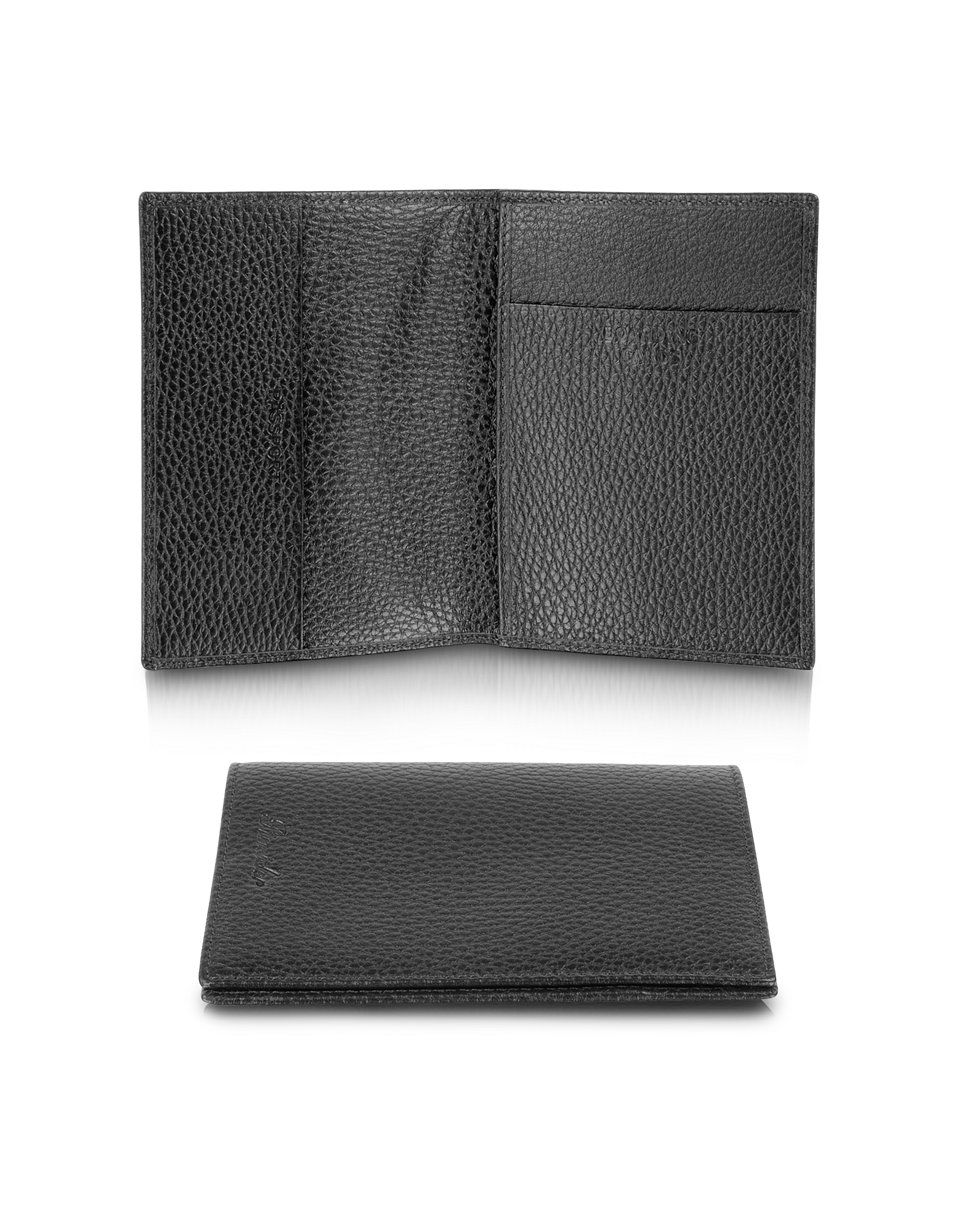 Country - Genuine Leather Passport Holder