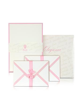 Power Elegance - 50 Sheets White Letter Paper