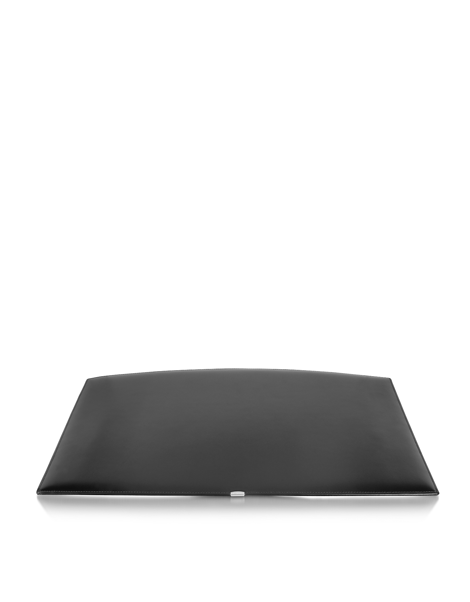 1949 Black Leather Desk Pad