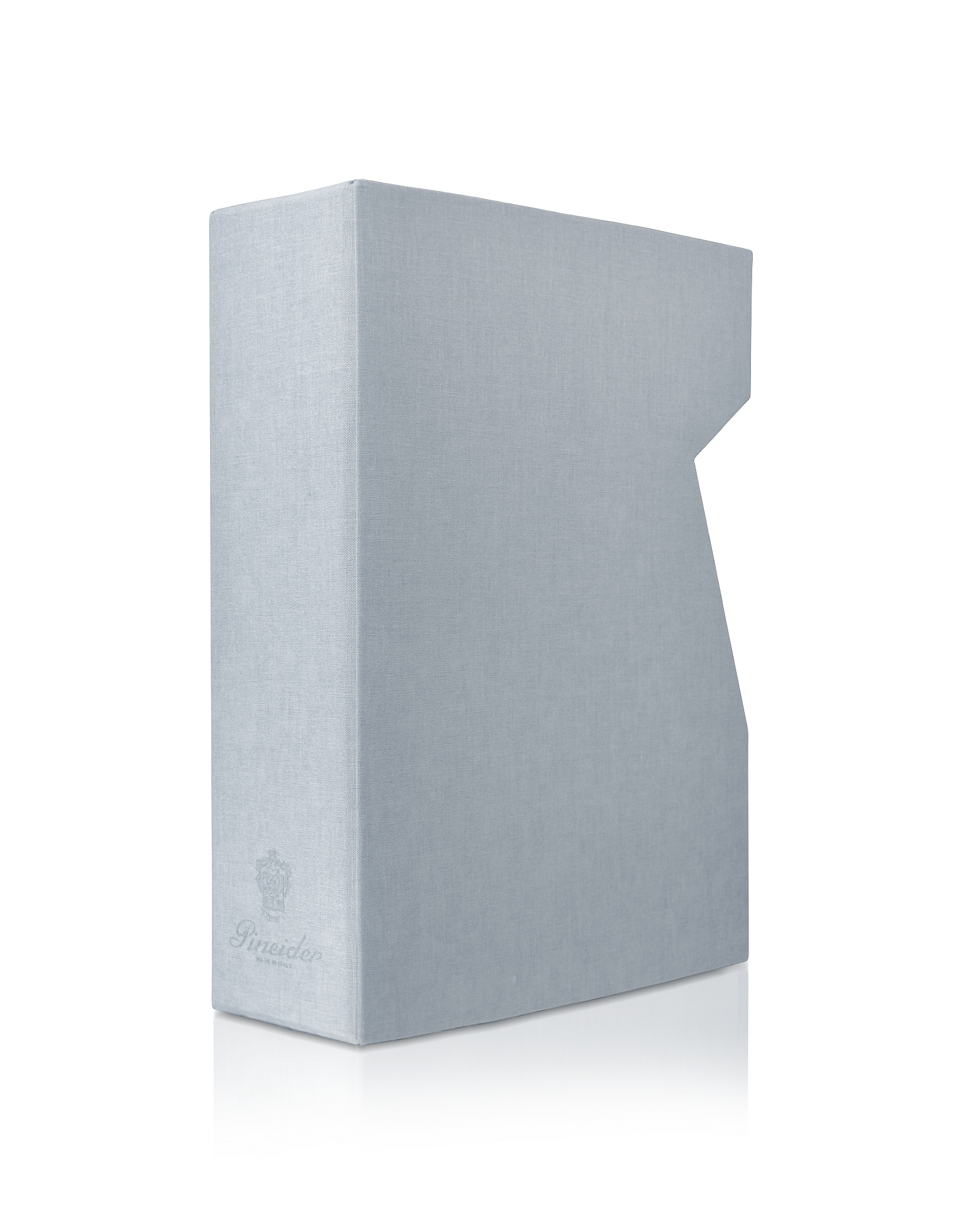 Power Elegance - Stone Gray Medium Photo Album Case