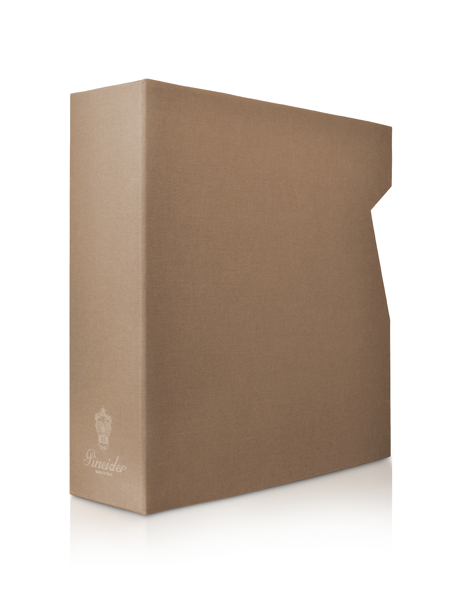 Power Elegance -  Taupe Large Photo Album Case от Forzieri.com INT