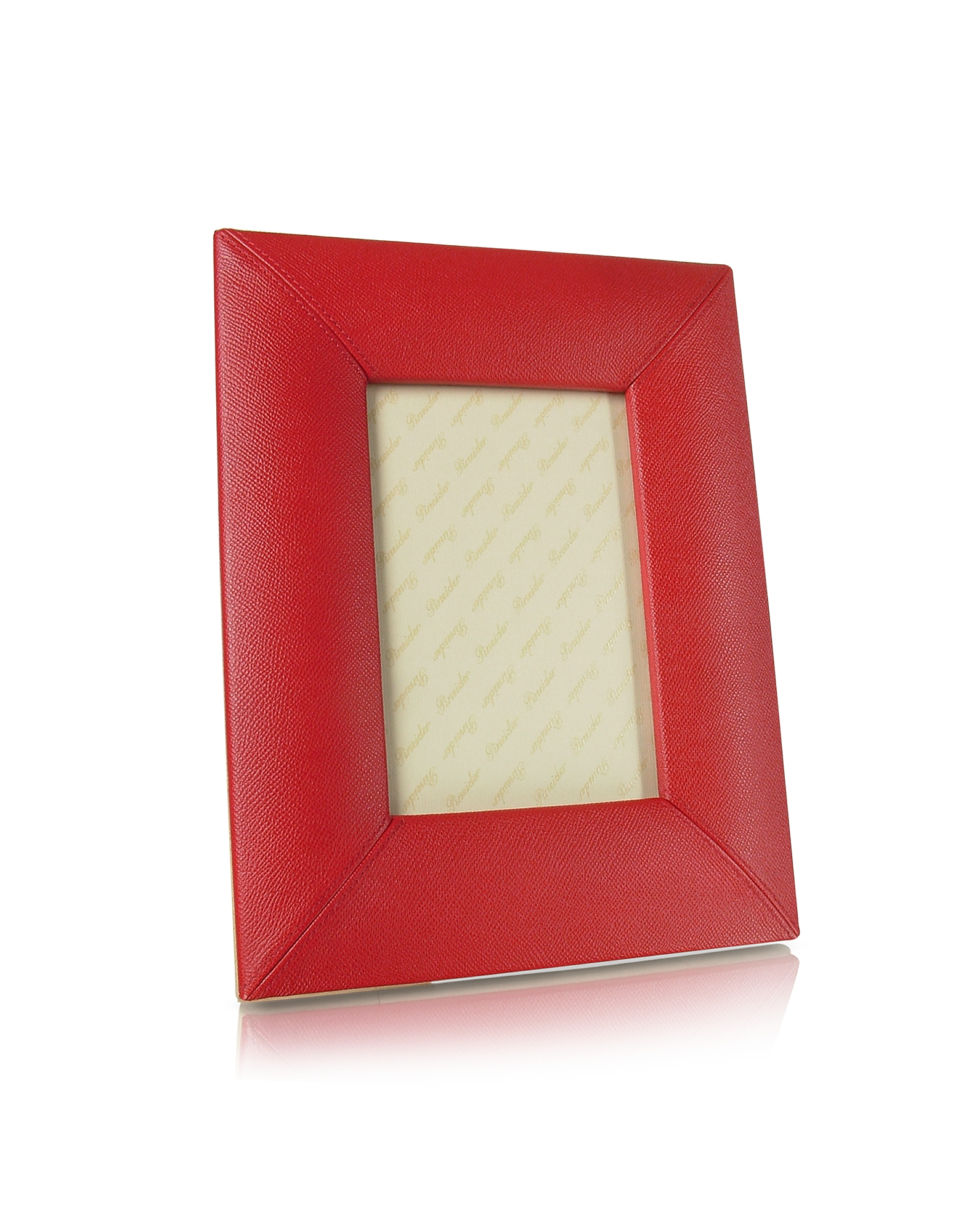Pineider Picture Frames & Albums, City Chic - Calfskin Large Picture Frame