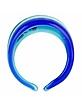 Cuba - Blue and White Murano Glass Ring - Antica Murrina