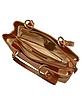 Brown Genuine Italian Leather Tote Bag - Chiarugi