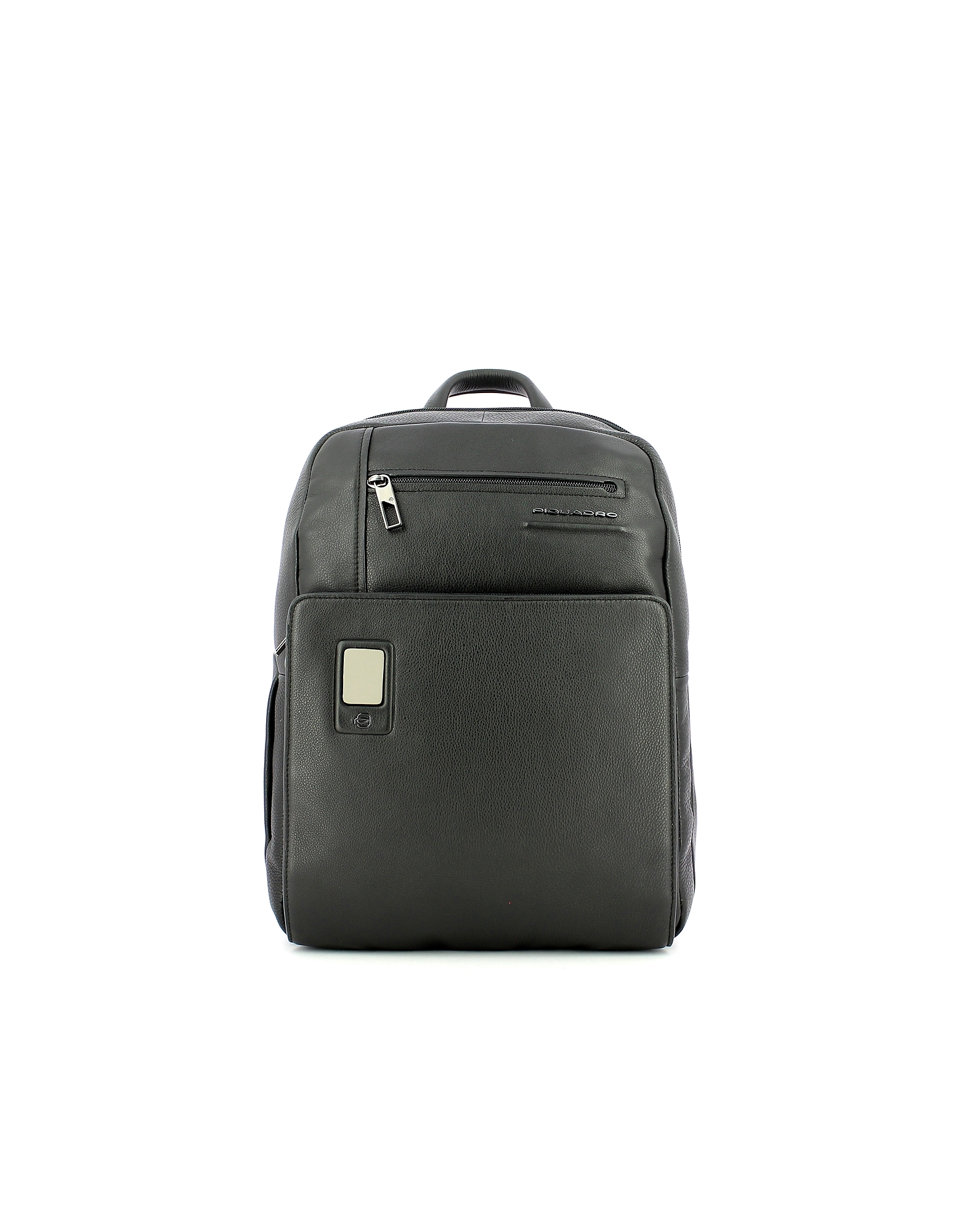 Piquadro Designer Men's Bags, Men's Black Backpack