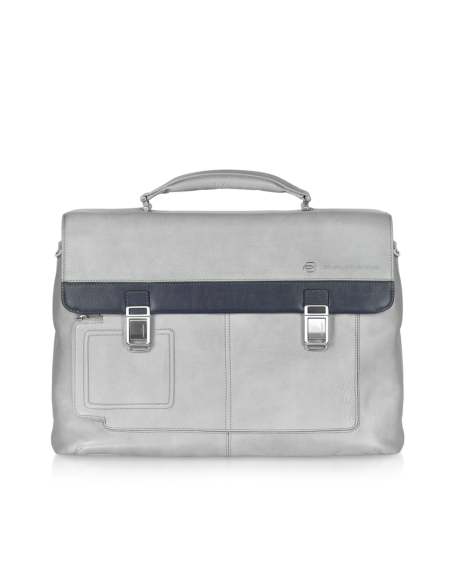 Piquadro Briefcases, Vibe - Front Pocket Laptop & i-Pad Briefcase
