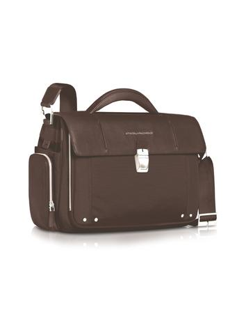 Link - Front Pocket Small Laptop Briefcase