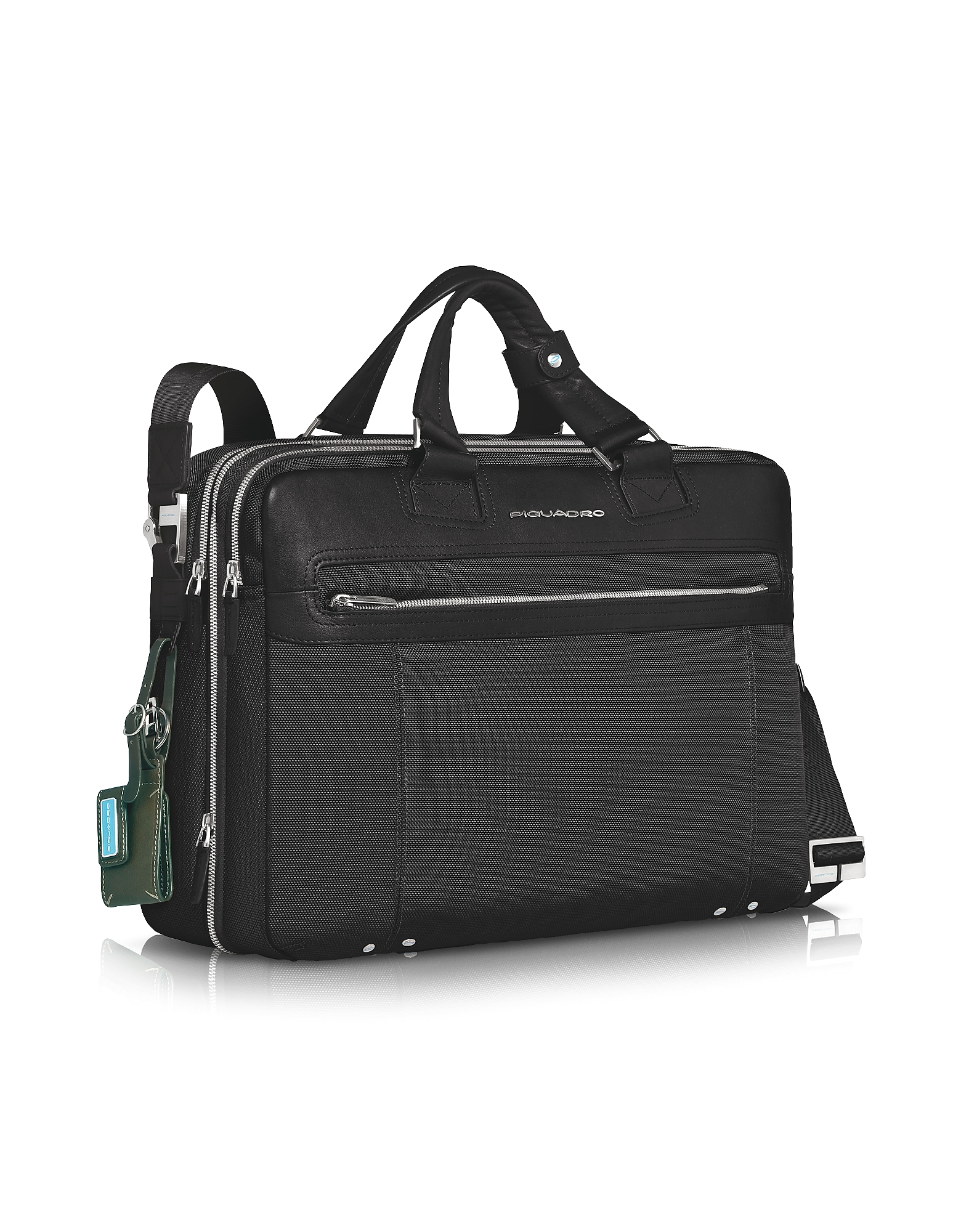 Piquadro Briefcases, Link - Double Handle 15