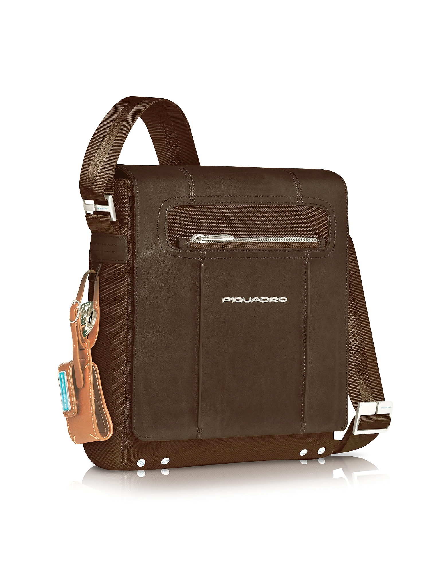 Link - Vertical Messenger Bag