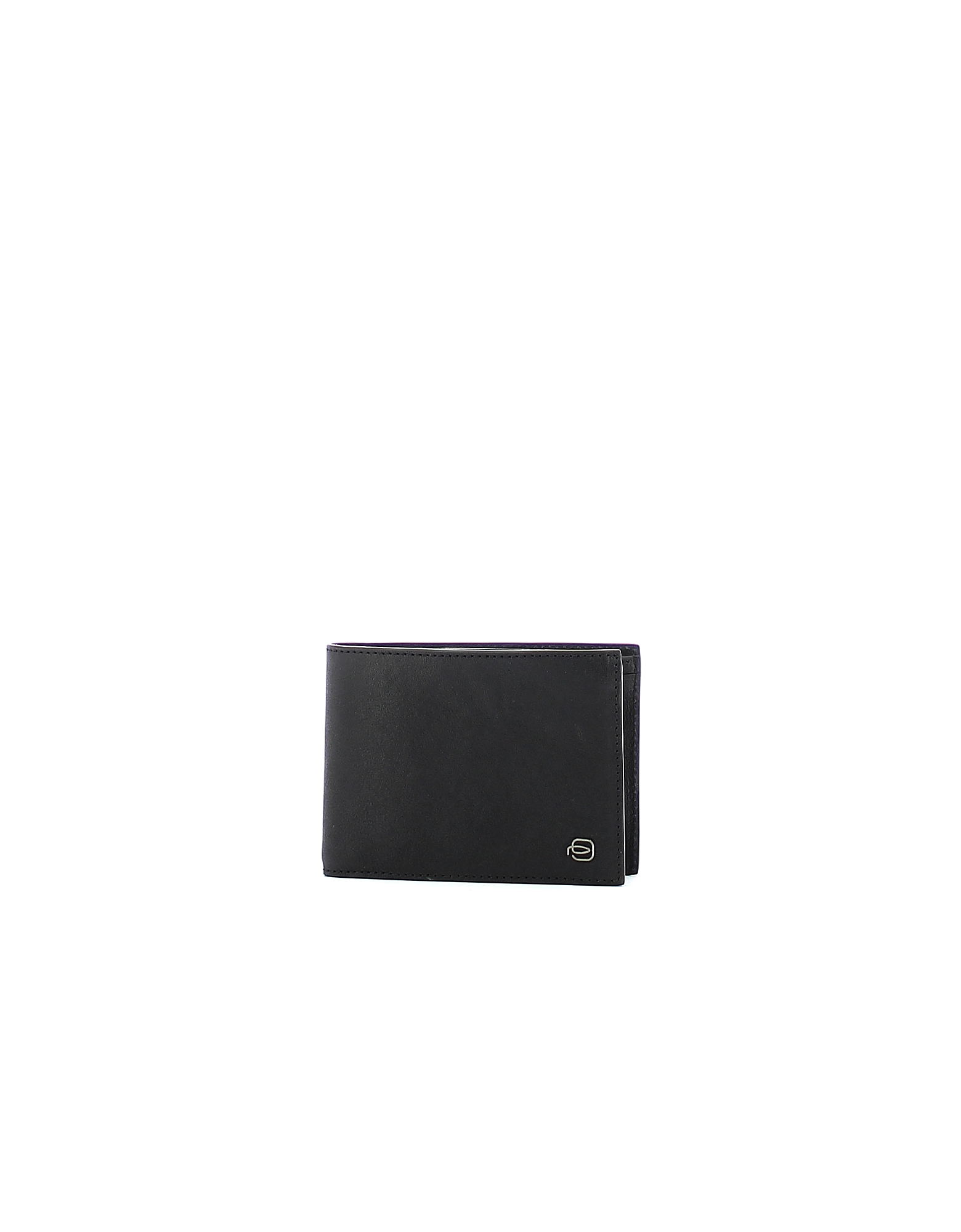 Piquadro Designer Men's Bags, Men's Black Wallet