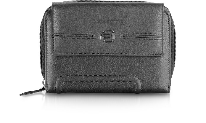 Vibe - Leather Flap Wallet  - Piquadro