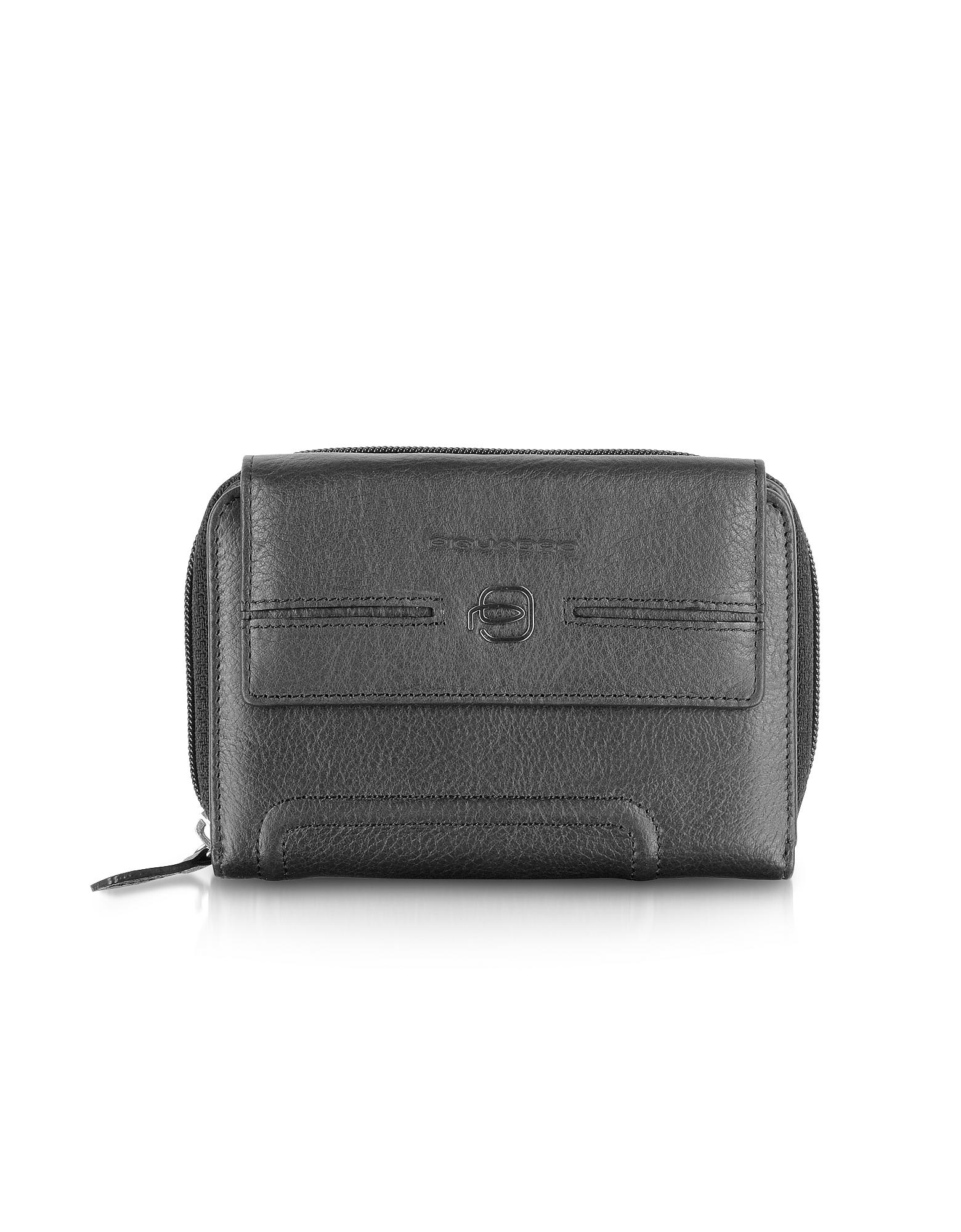 Vibe - Кожаный Бумажник с Клапаном