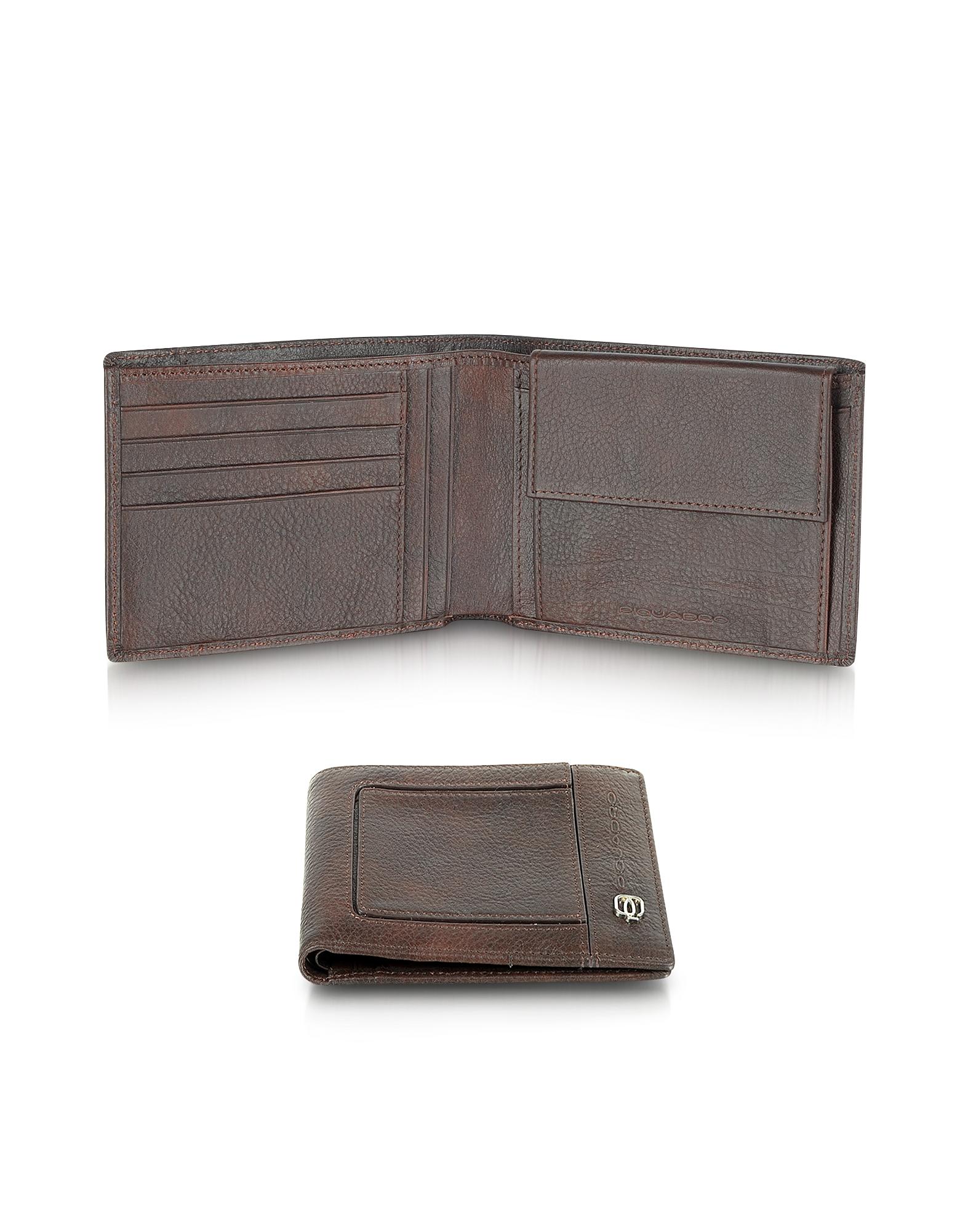 Vibe – Кожаный Бумажник с Карманом для Монет