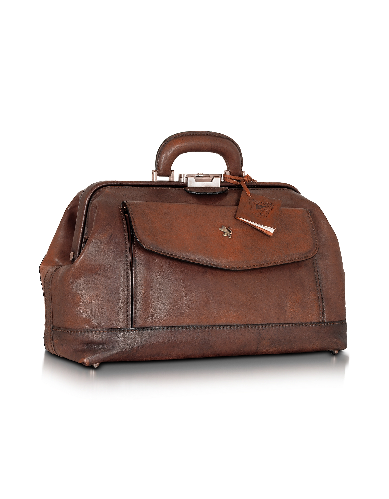 Pratesi Briefcases, Genuine Leather Doctor Bag