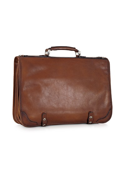 Genuine Leather Document Case - Pratesi