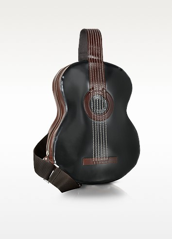 Guitar Backpack w/MP3 Speaker Connection - Pratesi
