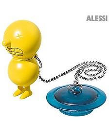 Mr Suicide Bathtub Plug - Alessi