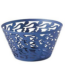 Ethno - Fruit Bowl w/openwork edge - Alessi