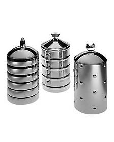 Kalisto' - Kitchen Box w/Aluminium Knob - Alessi