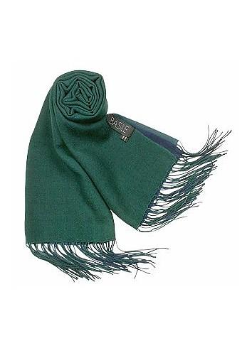 Ombre Fringed Wool-Cashmere Pashmina Shawl - Basile