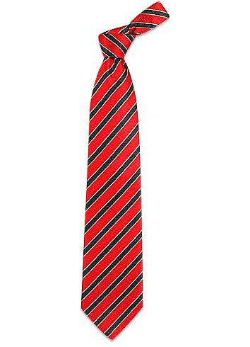 Regimental Mogador Silk Tie - Forzieri