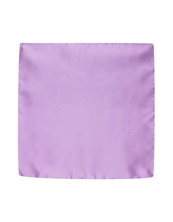 Forzieri - Solid Silk Pocket Square