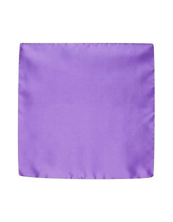 Forzieri - Solid Silk Pocket Square