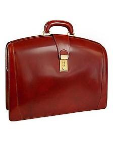 Brunelleschi Italian Leather Briefcase - Pratesi